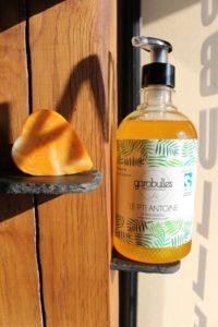 savon liquide eucalyptus